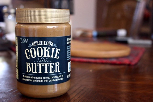 Speculoos Cookie Butter