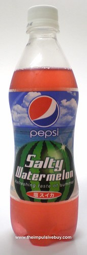 Salty Watermelon Pepsi 1