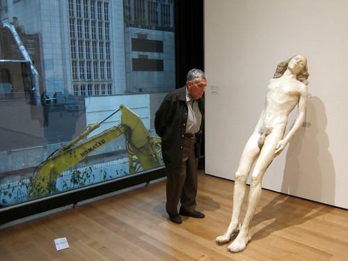Alina Szapocznikow: Pitor, at MoMA by Scoboco