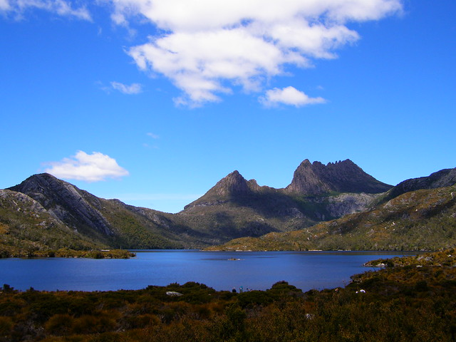 Dove Lake & Cradle Mountain - Tasmania