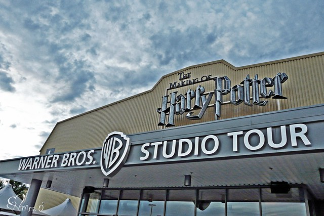 The Making of Harry Potter - Studio Tour