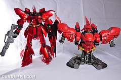Formania Sazabi Bust Display Figure Unboxing Review Photos (67)