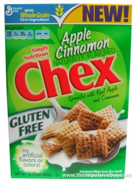 Apple Cinnamon Chex