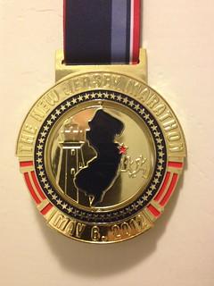 May 6 2012 New Jersey Marathon