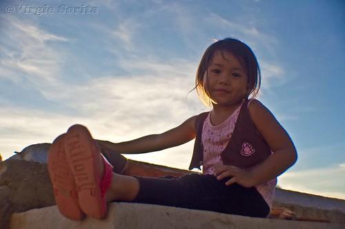 Lia at El Nido Corner