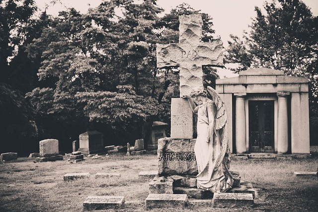richmond, va // hollywood cemetery
