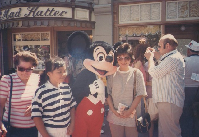 Mickey Mouse, 1988