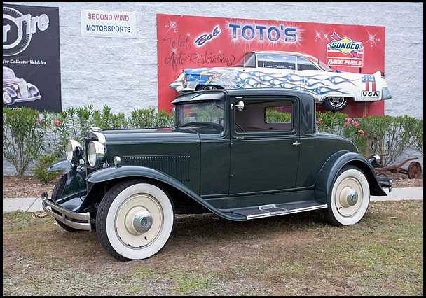 Hupmobile Series A 1929