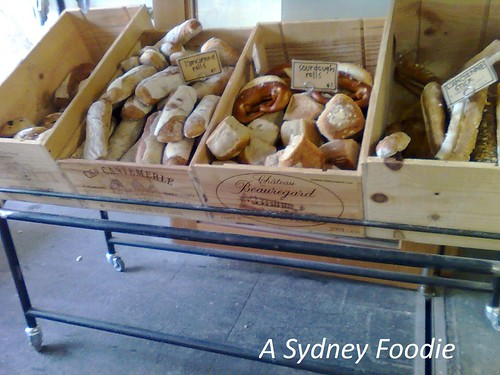 Organic Bread Bar
