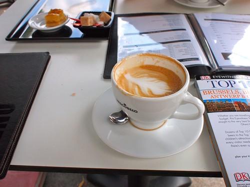 Lindts Cafe Antwerp