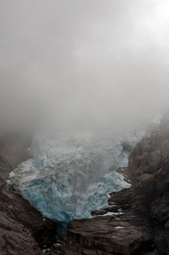 241 Glaciar Briksdal