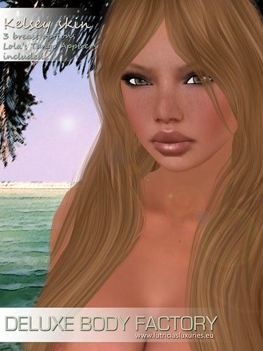 Kelsey skin - available at Rabbit Hole Sales Room - Cast Away by Lutricia Roux