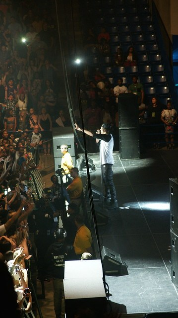 J. Cole performs at Bob Carpenter Center