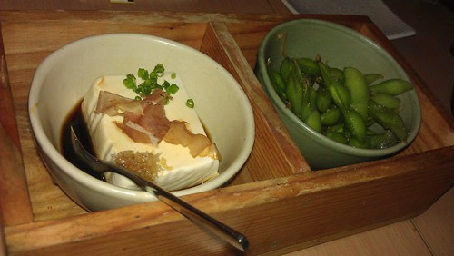 Yabu Tofu and Peas