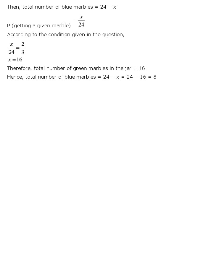 NCERT Solutions For Class 10th Maths Chapter 15 Probability PDF Download 2018-19 NCERT Solutions For Class 10th Maths Chapter 15