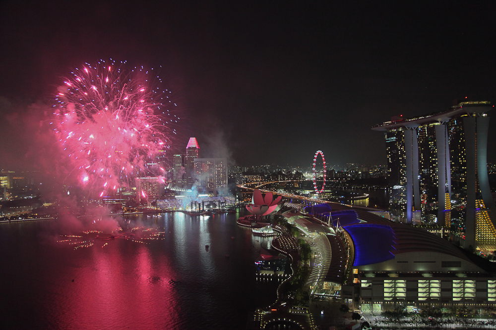 National Day Singapore 1