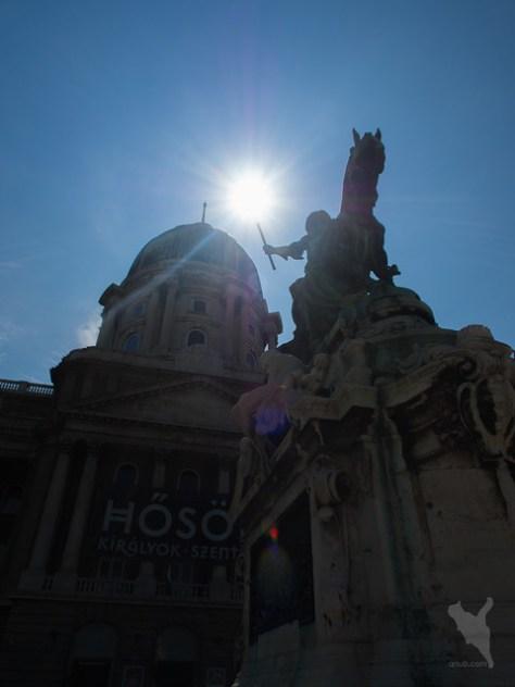 ハンガリー国立美術館(王宮)