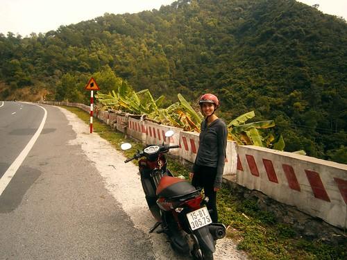 CatBaIsland_Briana Biking