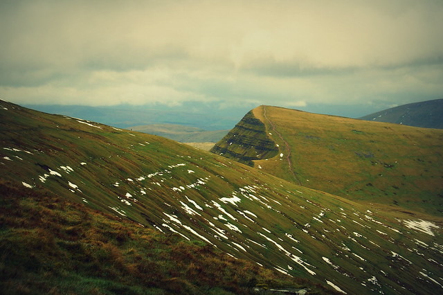 99/366 Welsh mountains - Brecon Beacons
