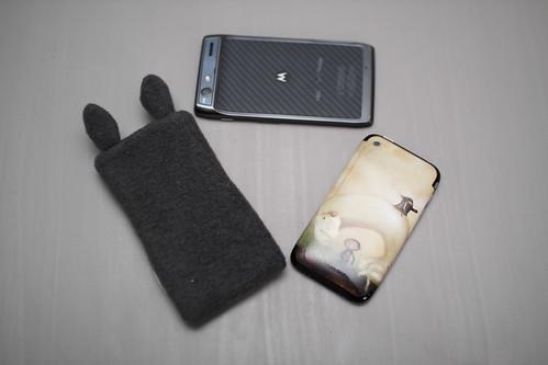 Smartphone Totoro Case