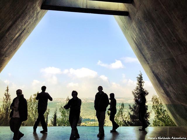 Yad Vashem End