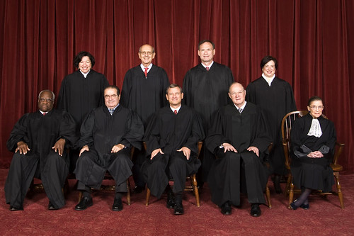 Photo by Steve Petteway, Collection of the Supreme Court of the United States. Via Wikimedia.