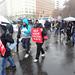 Marcha contra el lucro en la educación