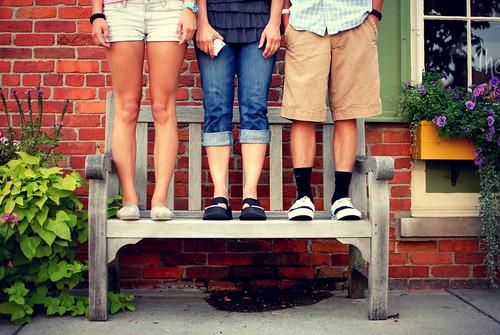 triple benchin