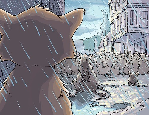 'The Last Bear' 5 by David A Sutton