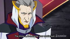 Gundam AGE 3 Episode 38 Kio The Fugitive Youtube Gundam PH (7)
