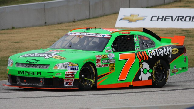 6.23.12 Road America NASCAR Nationwide Sargento 200 - 7 Danica Patrick