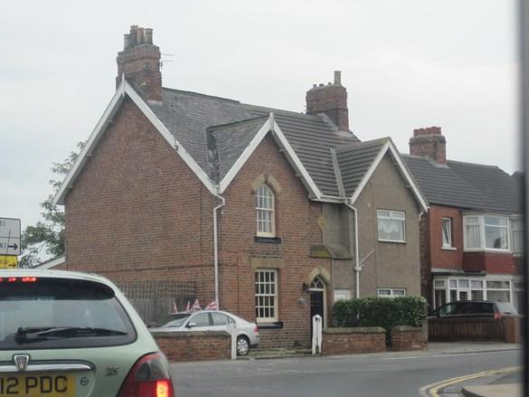 NER Railway Cottage 1865, Redcar