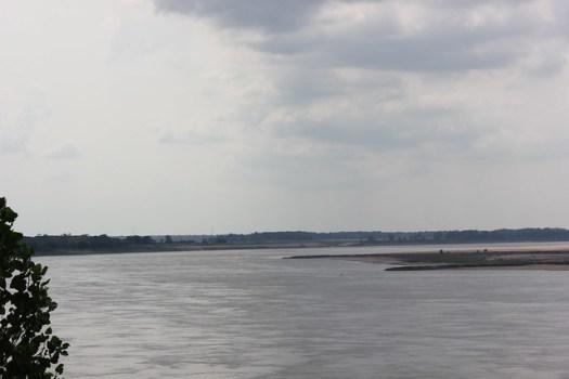 Mississippi River at Memphis TN