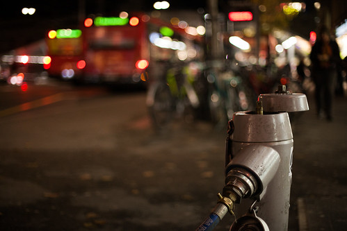 Portrait of a hydrant I