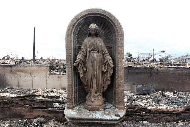 Religious statue-3