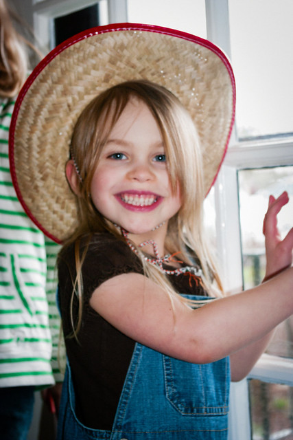 sadie's 5th birthday cowgirl