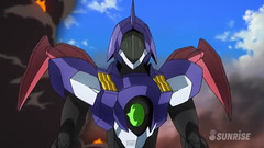 Gundam AGE 2 Episode 28 Chaos in the Earth Sphere Youtube Gundam PH (37)