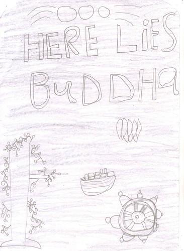 here lies buddha