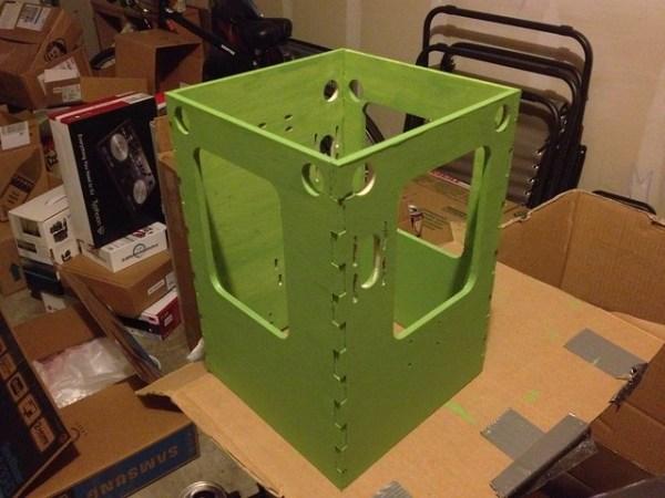 Green Tantillus prototype