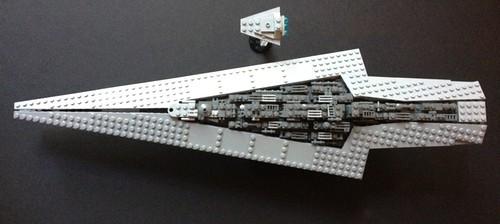 Executor, Vader's Star Destroyer