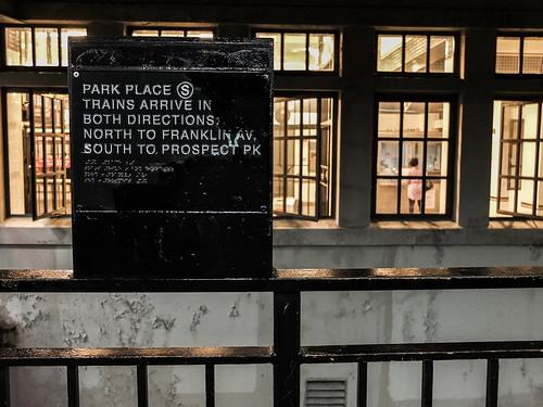 Park Place Shuttle by wwward0