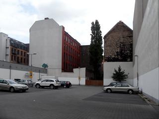 Urbanstraße 122-123, Hof