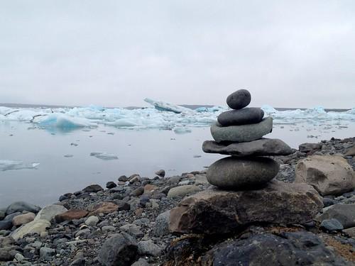 Jokulsarlon Glacial Lagoon I by Christopher OKeefe