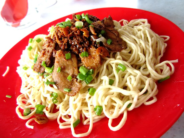 Red House, kampua noodles