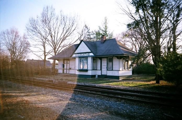 New Augusta Train Station