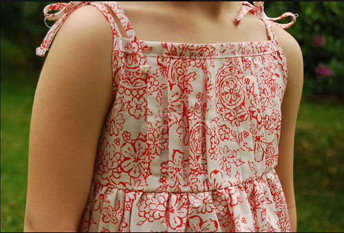 crafterhours_ Pleated Sundress_ A Tutorial