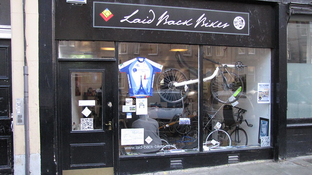 Laid Back Bikes