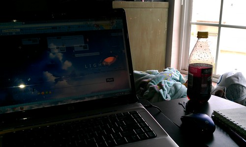 118/366 [2012] - Working from Home by TM2TS