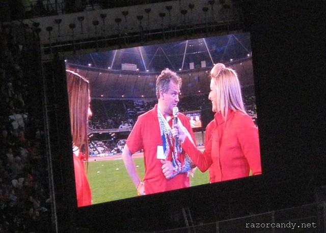 Olympics Stadium - 5th May, 2012 (80)