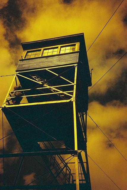 Pawtuckaway Fire Tower